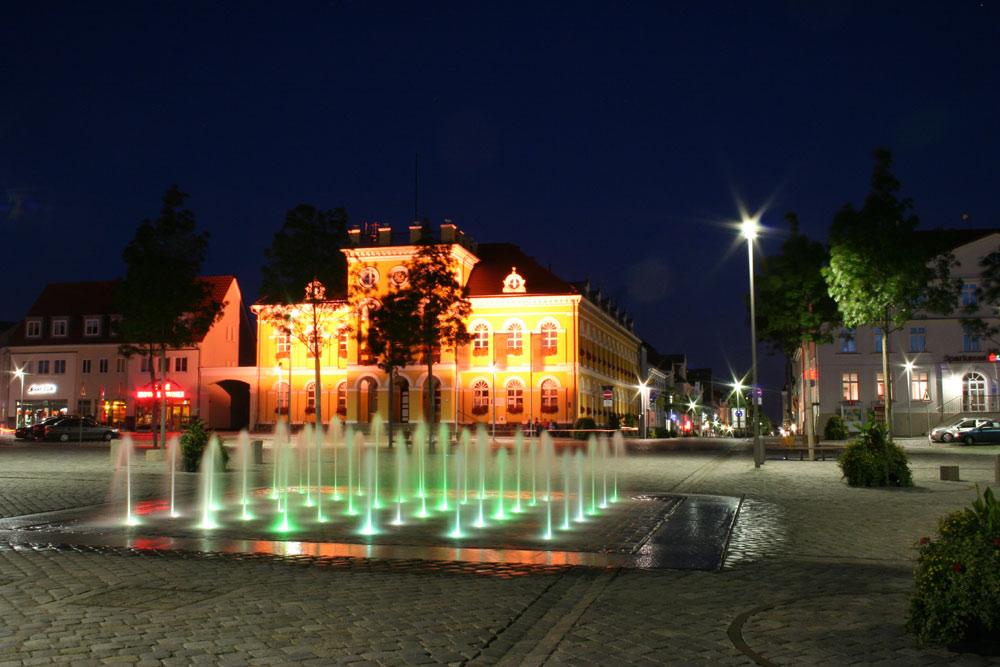 Rathaus Neustrelitz