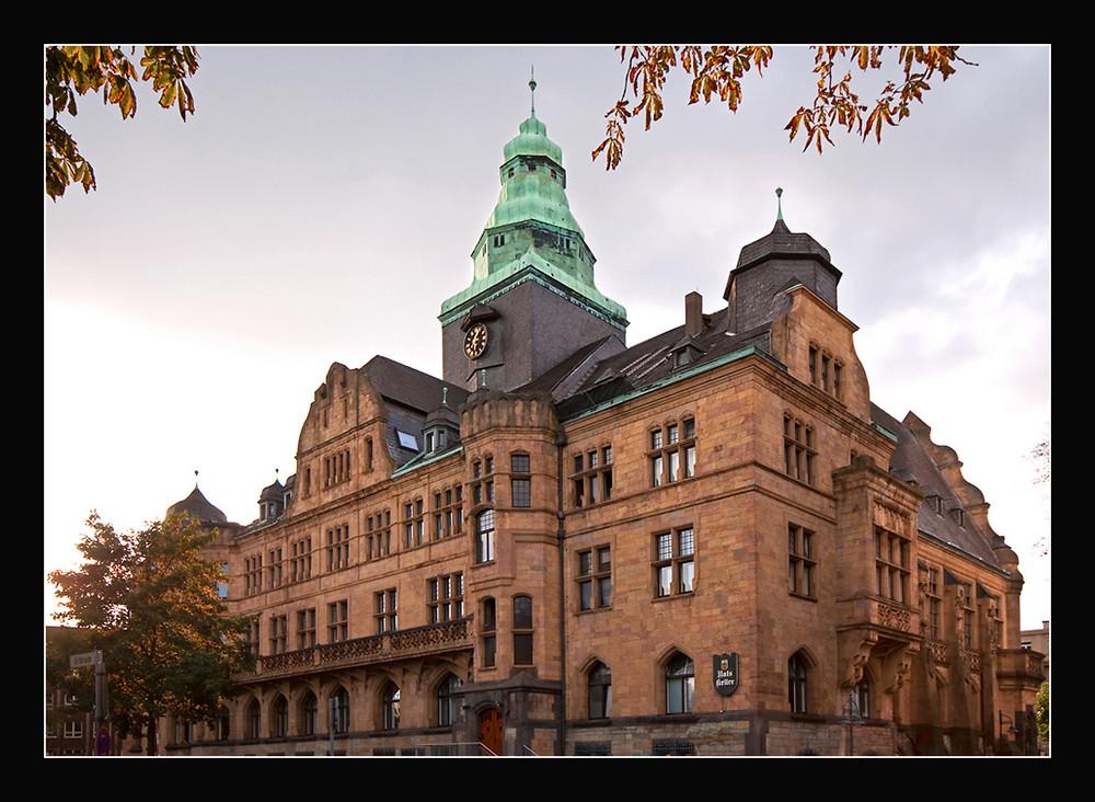 Rathaus Recklinghausen 3