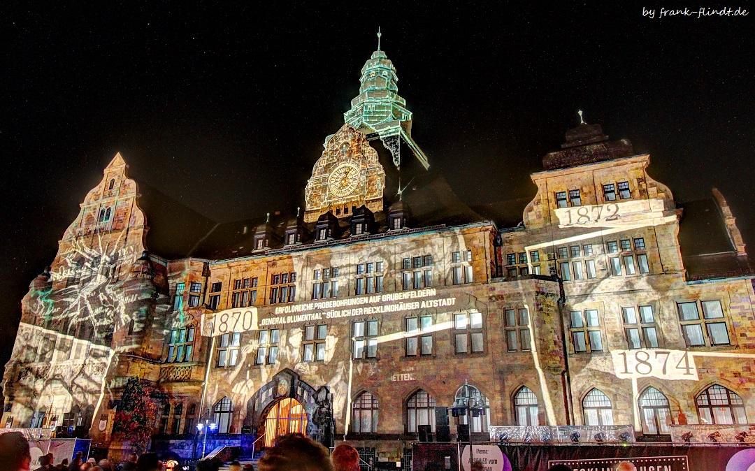 Rathaus Recklinghausen....