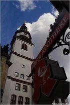 Rathaus und Rathiopharm