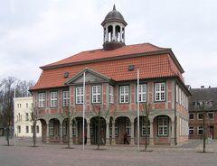 Rathaus von Boizenburg .