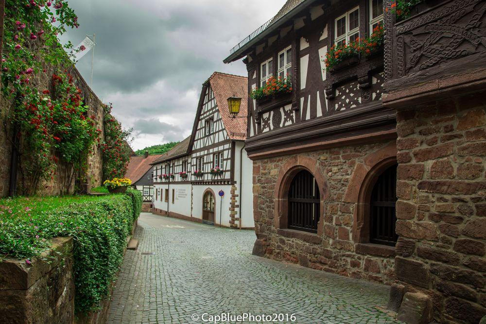Rathaus von Dörrenbach Südliche Weinstrasse