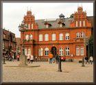 Rathaus von Heiligenhafen