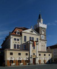 Rathaus von Löbau/ Sachsen