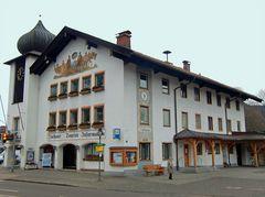 Rathaus von Rottach-Egern