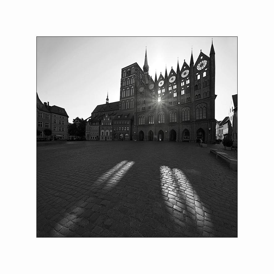 ~ Rathaus von Stralsund ~