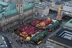 Rathaus - Weihnachts - Markt