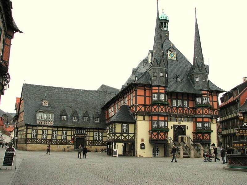 Rathaus - Wernigerode