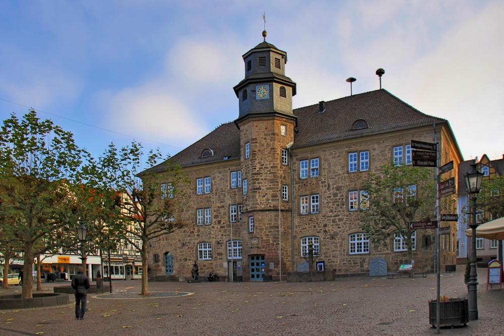 Rathaus Witzenhausen