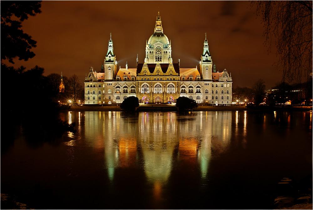 Rathaus zur Lichterwoche