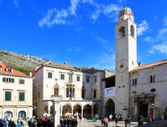 Rathausplatz Dubrovnik