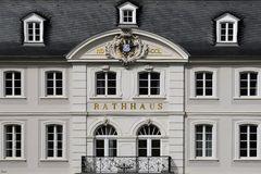 Rathhaus mit zwei H