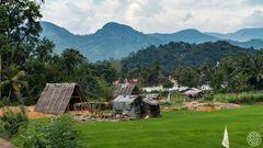 Ratnapura im Südewsten von Sri Lanka