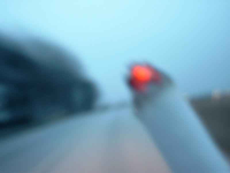 Rauchen gefährdet Ihren Fahrstil