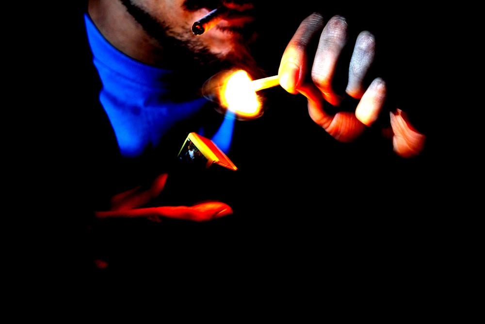 Rauchen tötet.