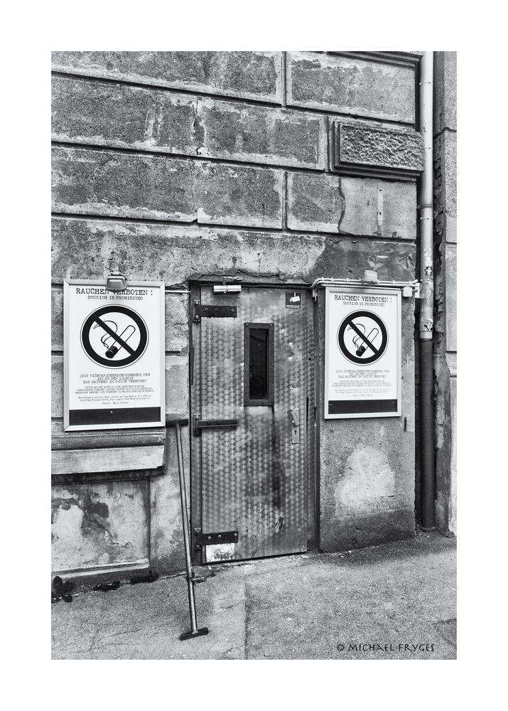 Rauchen verboten...........