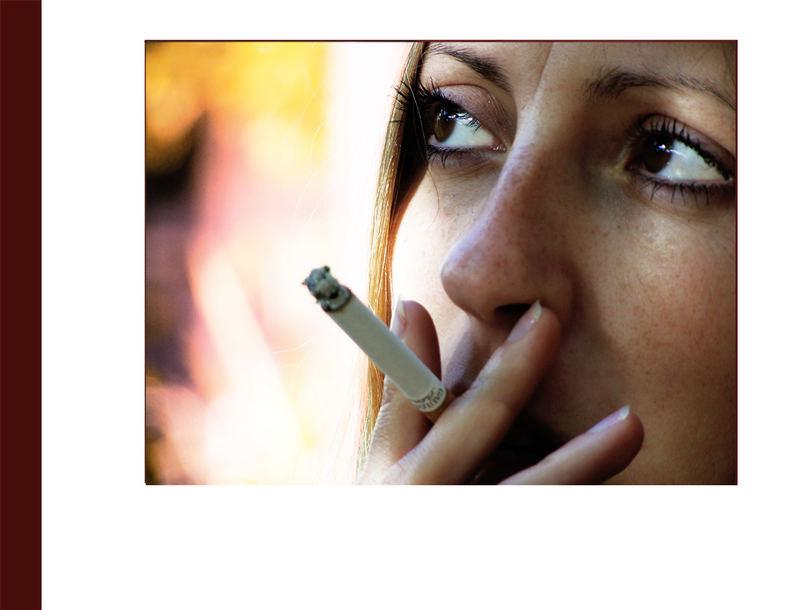Rauchend - herbstliche Variation^^