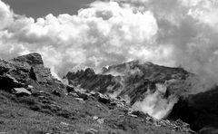 Rauchende Berge