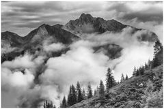 Rauchende Berge III Freispitze