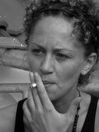 Raucher sind Grau