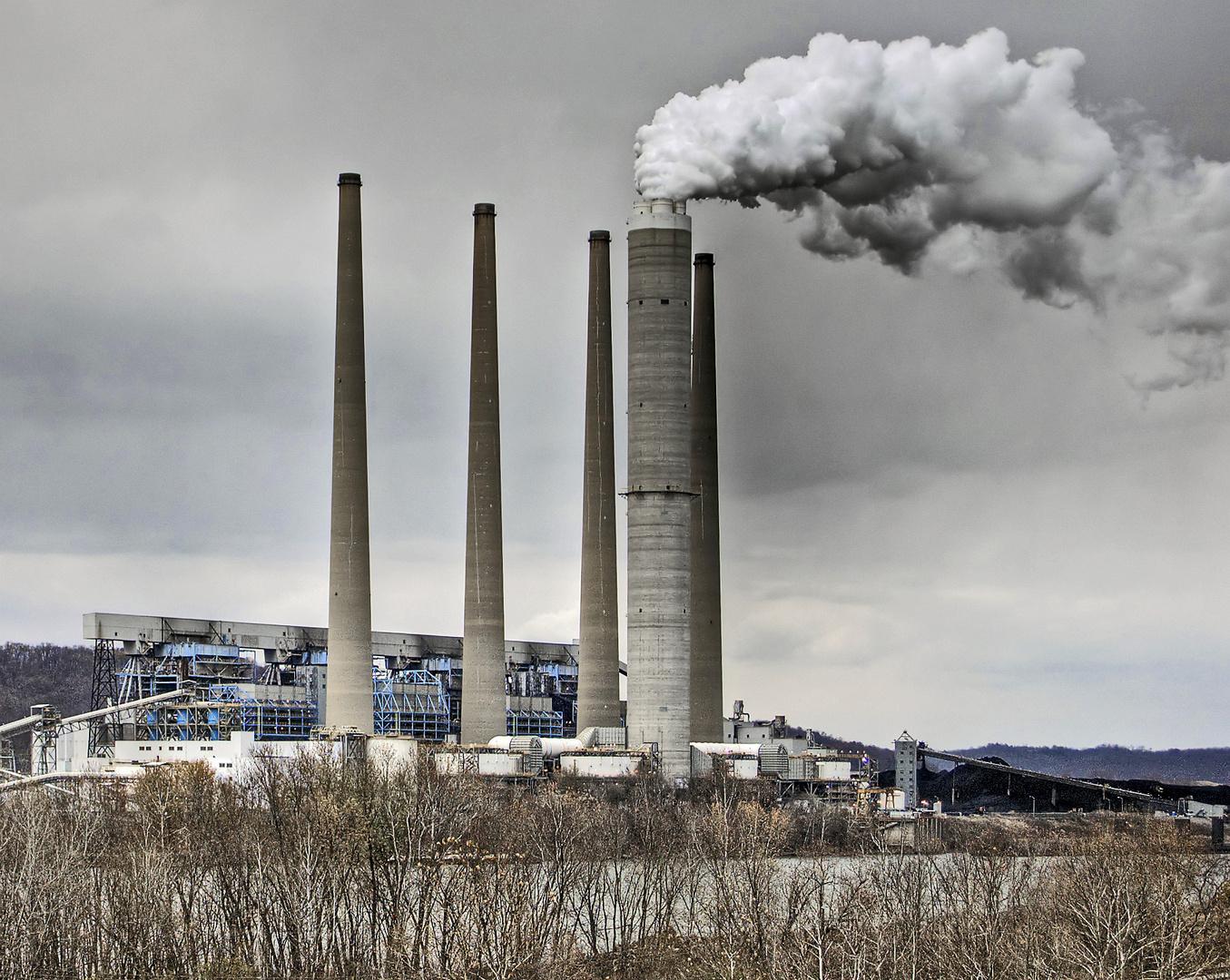 Rauchgasanlagen Stuart Power Plant