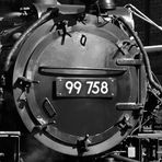 Rauchkammertür Lok 99 758: Rohfoto, PS-SW normal, SW Strukturfilter