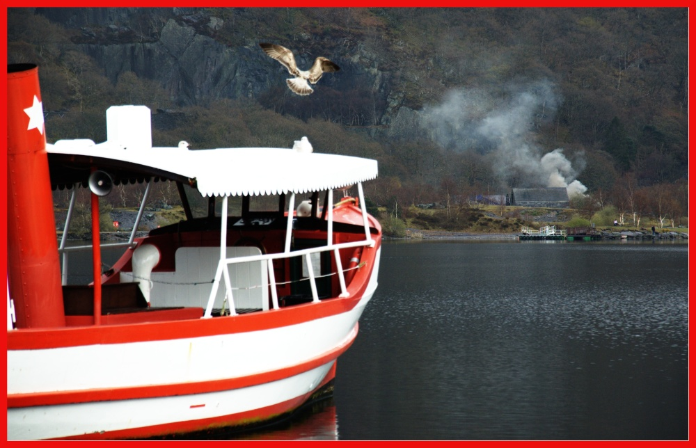 Rauchvogelboot
