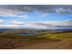 Raue einsame Westfjorde