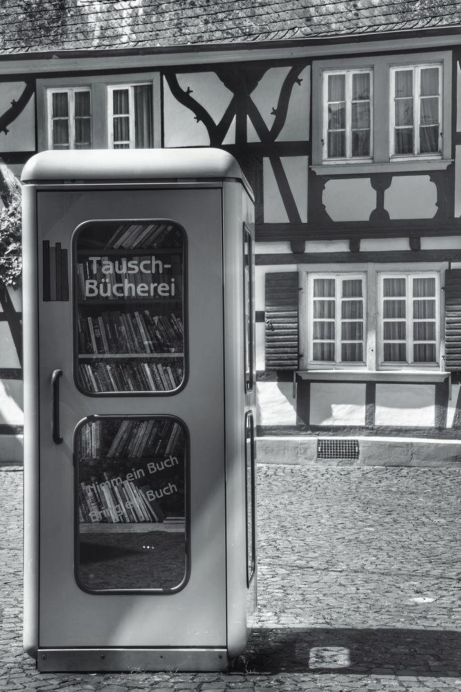 Raum für Literatur!