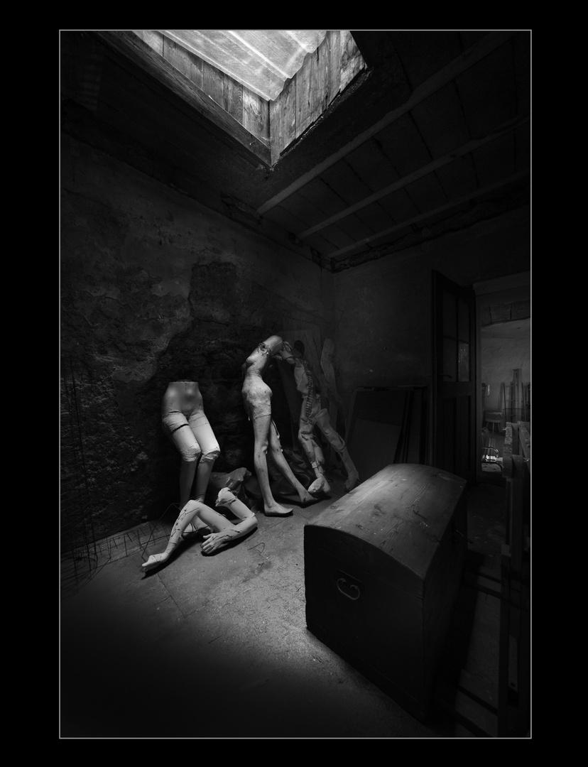 Raum Geschichten