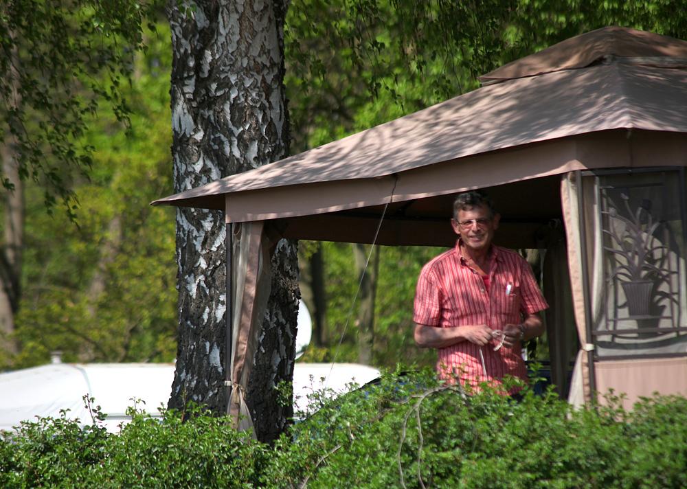Raum ist in der kleinsten Hütte (2)