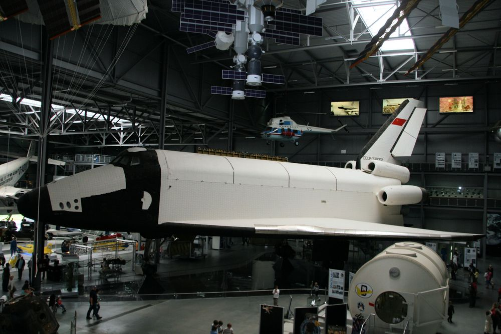 Raumfähre Buran (OK-GLI)