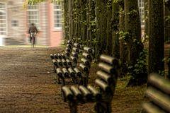 Raus aus dem Hofgarten