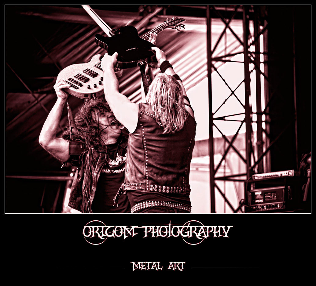 Raven - Hellfest 2010
