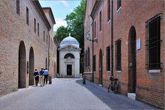 Ravenna - Dante Grabmal