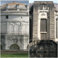 Ravenna Mausoleum Theoderichs ca. 520