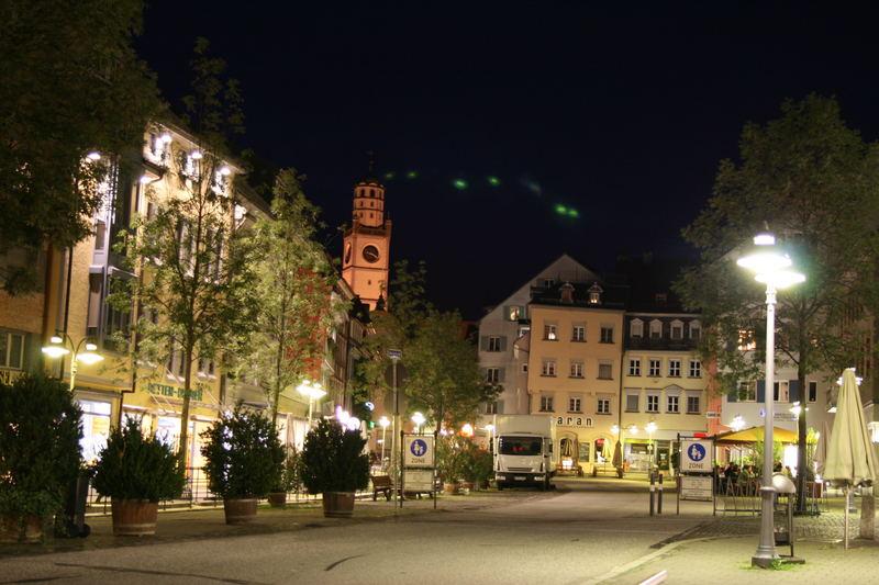 ravensburg by night