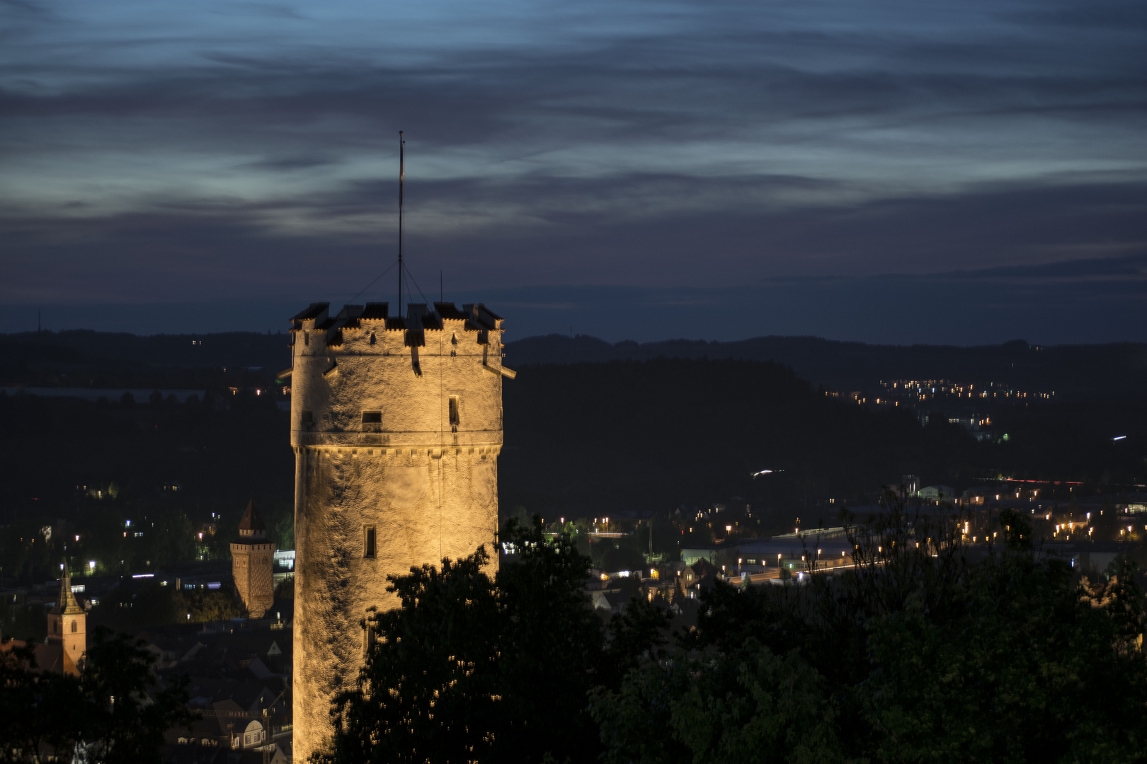 Ravensburg Mehlsack!