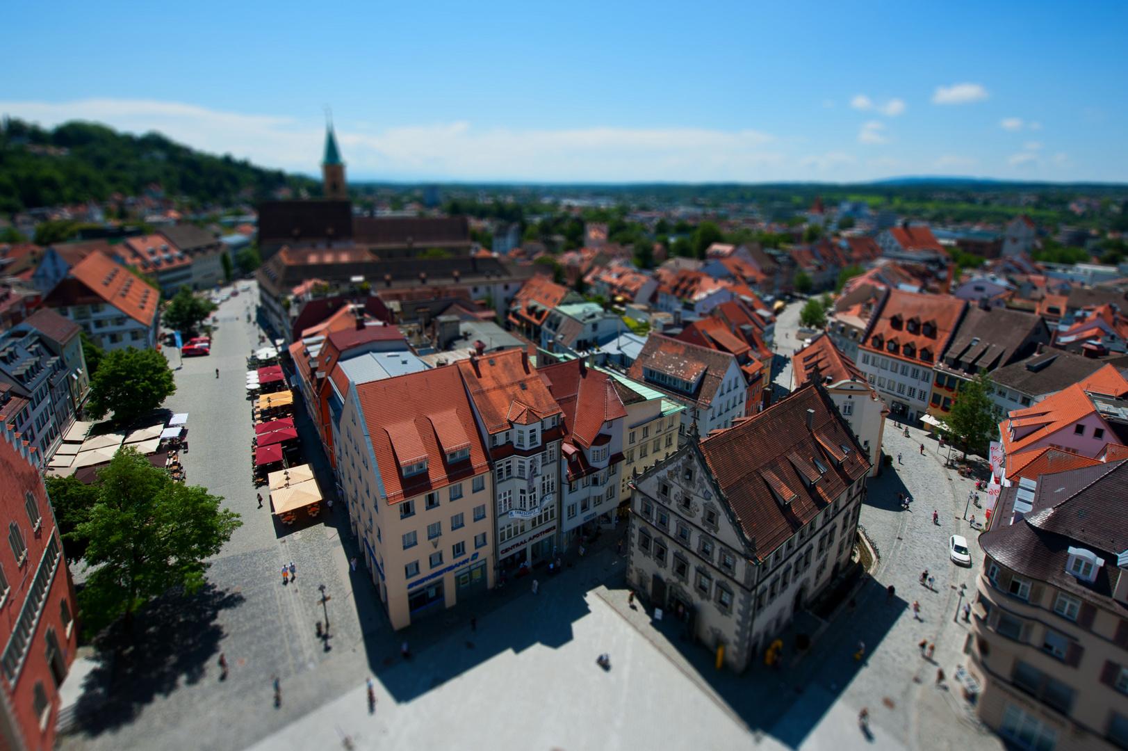 Ravensburg Turmbesteigung