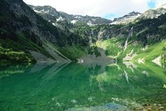 Rayny Lake - North Cascades