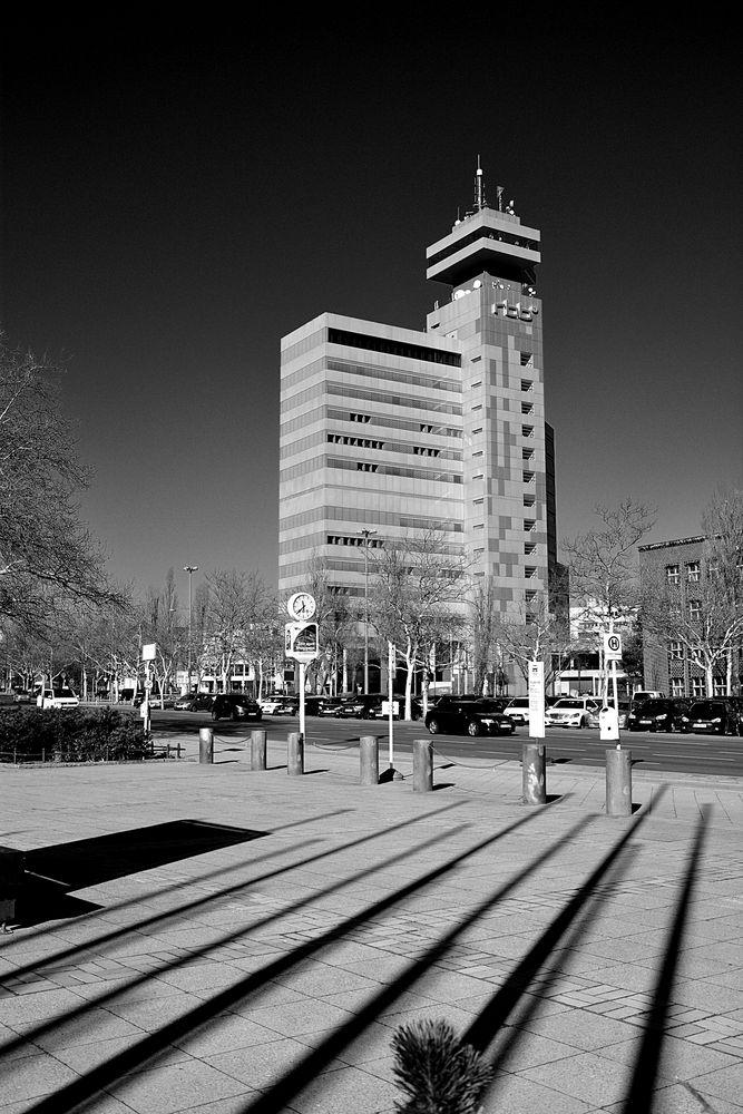 RBB Fernsehzentrum Berlin