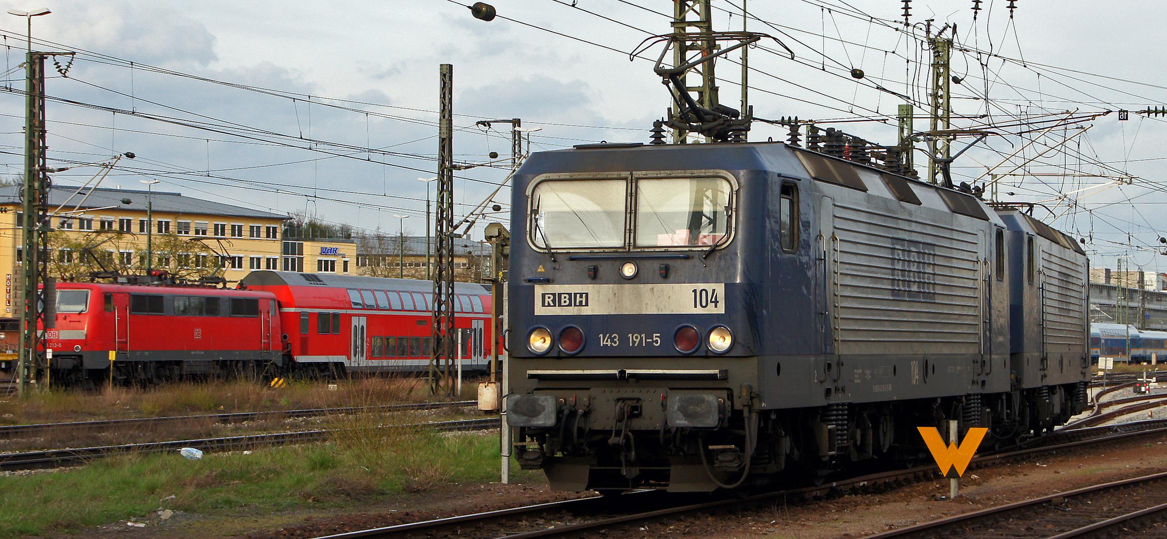 RBH 104 & RBH 110