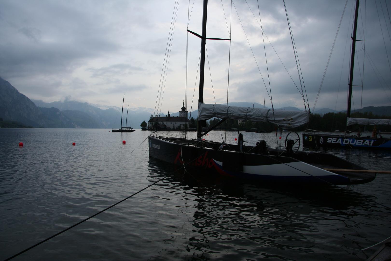 RC 44 event in Gmunden 2010