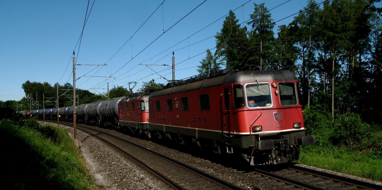 Re 10/10 nach Basel
