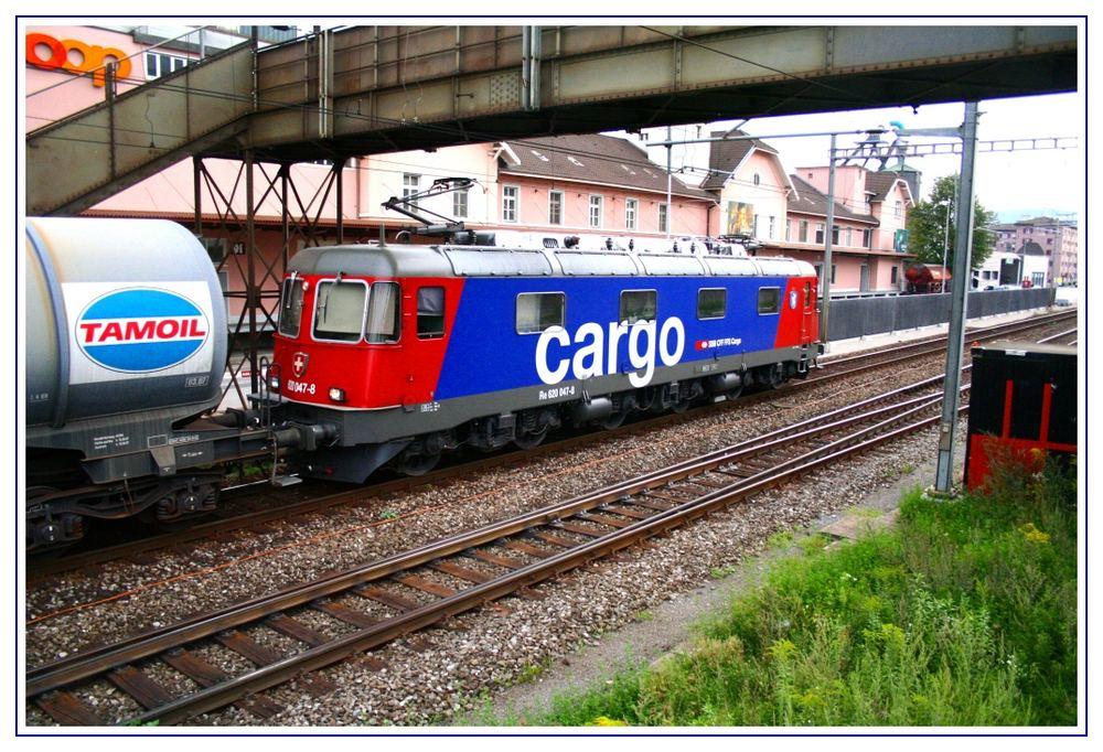 Re 620 047-8 Cargo