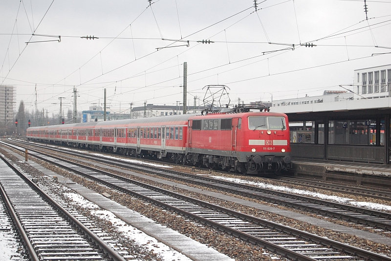 RE am Ostbahnhof