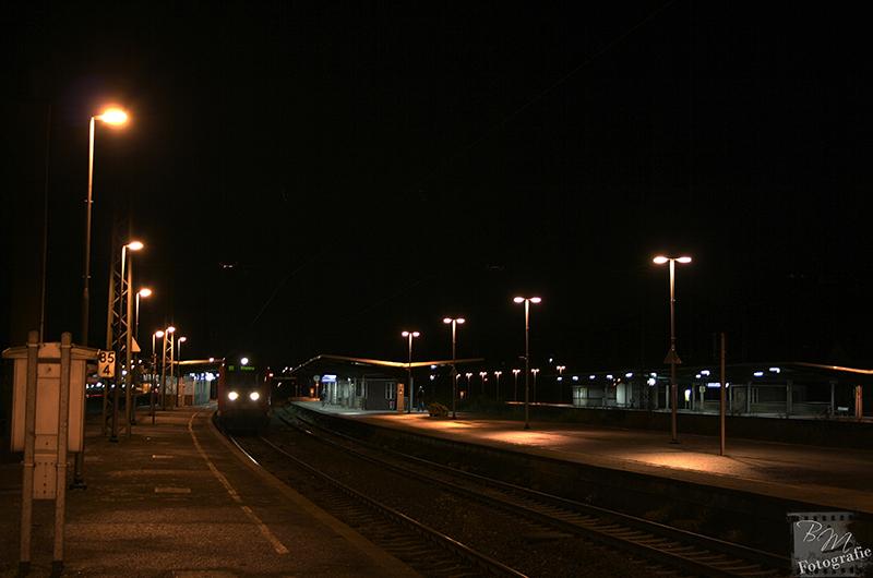RE nach Rheine