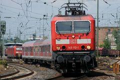 RE nach Stuttgart