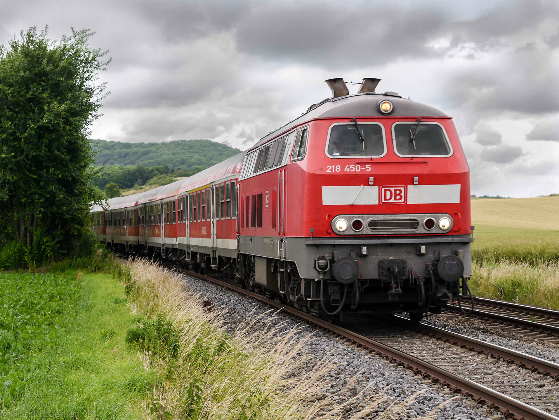 RE von Hannover nach Bad Harzburg...
