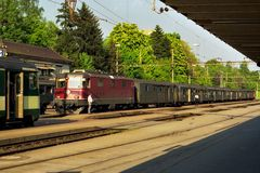 Re4/4 11113 in Kreuzlingen